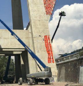LO SBRACCIO DI GENIE PER IL PONTE MORANDI - Sollevare -  - News 2