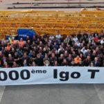MANITOWOC CONSEGNA LA 1000° IGO T85