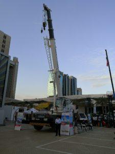 SI APRE IL 40° BIG 5 A DUBAI. HUB CONSTRUCTION ANCHE PER L'EUROPA - Sollevare -  - Fiere News 2