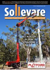 SOLLEVARE - RIVISTA - Sollevare -  -  4