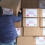 L'AIUTO DI ZOOMLION COMMUOVE L'ITALIA. UN DONO DI 50.000 MASCHERINE