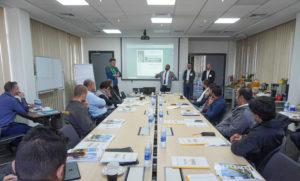 LIEBHERR E LA GRANDE FORMAZIONE TECNOLOGICA. WORKSHOP D'ECCEZIONE IN ARABIA SAUDITA - Sollevare -  - Autogru Eventi Formazione News Noleggio 1