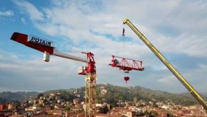 MANITOWOC ITALY, UN CONCORSO FOTOGRAFICO NEL CIELO DEL FUTURO - Sollevare -  - Autogru Aziende Eventi Gru Gru a torre News 8