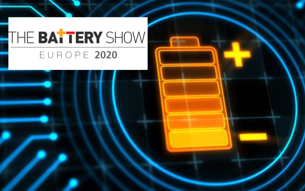 THE BATTERY SHOW, A STOCCARDA LA FIERA DIVENTA ELETTRICA - Sollevare - Messe Stuttgart The Battery Show 2020 - Batterie Batterie al litio Fiere News Tecnologia