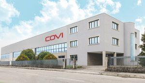 COVI E LA VISION 5.0 SUL CABLAGGIO - Sollevare -  - Assistenza Automazione Azionamento elettrico Componenti News Tecnologia 2