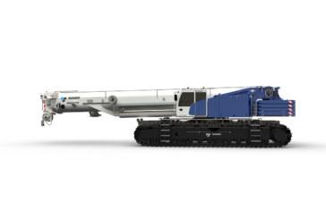GTC-1800EX, LA NUOVA CINGOLATA TELESCOPICA DI TADANO
