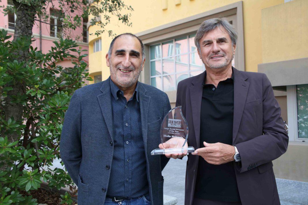 [titolo] - [nome_sito] - Alba Alberto Cirio ERA Awards 2019 IAPA Awards 2019 Mauro Mollo Mollo Noleggio Roberto Mollo - [categorie]
